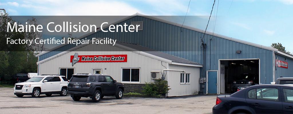 Maine collision center auto body repair collision for Department of motor vehicles bangor maine