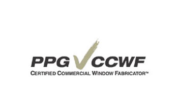 PPG Certified Commercial Window Fabricator